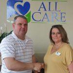 Claudia Lassiter RN at All Care