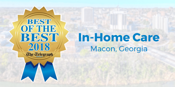 Best of the Best 2018 In-Home Care Provider