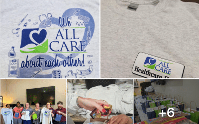Healthcare Heroes at All Care