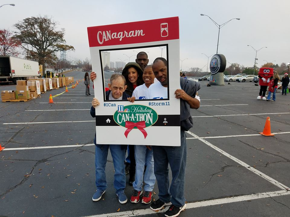 All Care at 35th annual 11Alive Holiday Can-a-thon