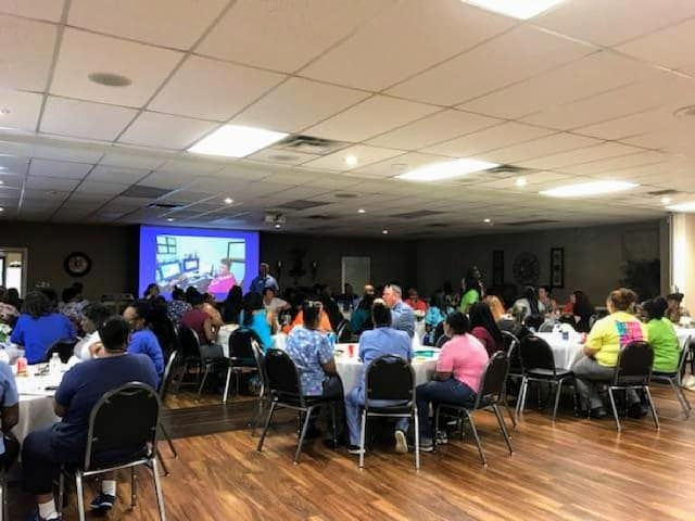 Middle Georgia All Care Lunch and Learn