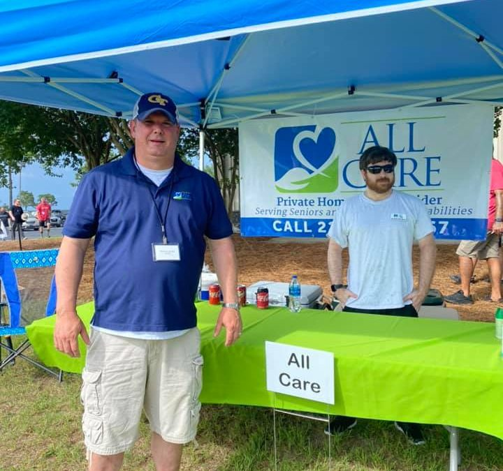 All Care South at Moultrie Community Event