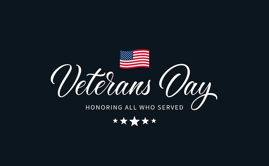All Care Veterans Day