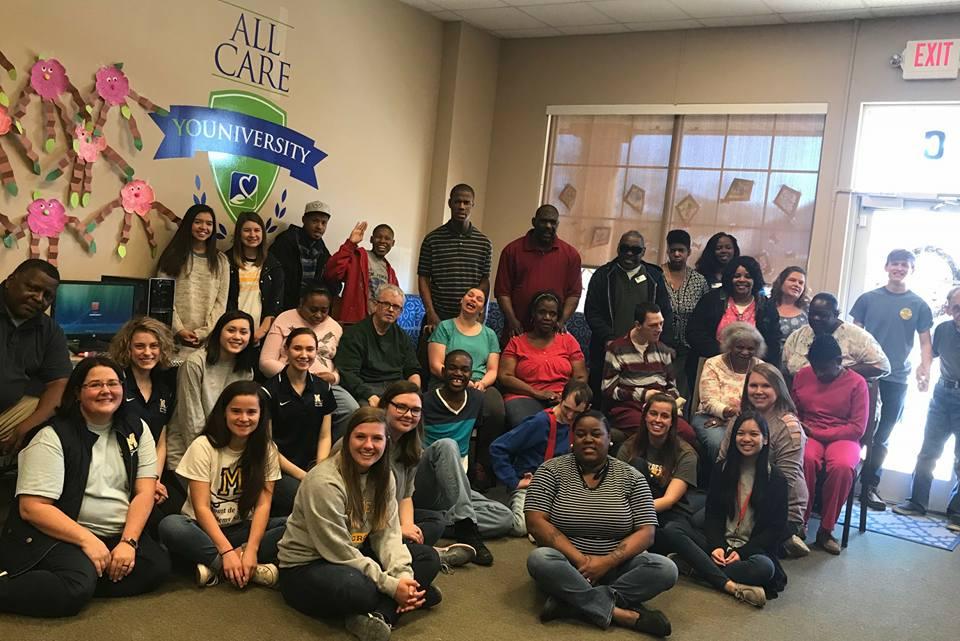 Mount DeSales Academy Genetics Class Visits All Care