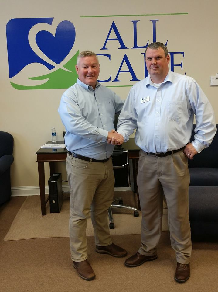 New Vice President of Operations Richard Jacobs