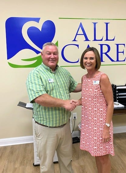 Richelle Gilmer Promoted to Vice President of All Care South