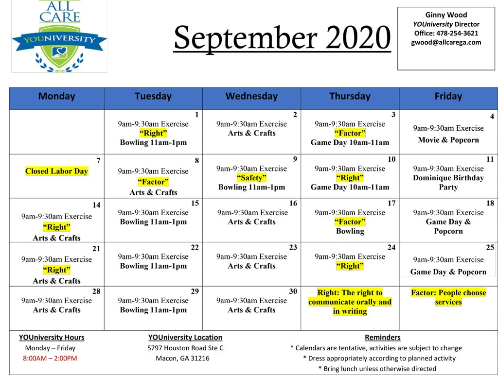 youniversity-September-2020